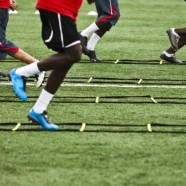 Arsenal FC Training Agility